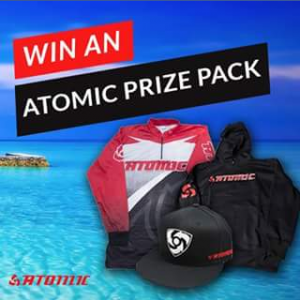 Atomic FB – Win a New Atomic Prize Pack Simply By