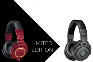 Audio-Technica – Win a Pair of Limited Edition M Series HeaDouble Passhones (prize valued at $279)