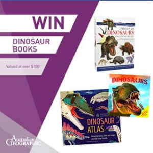 Australian Geographic Shop FB – Competition