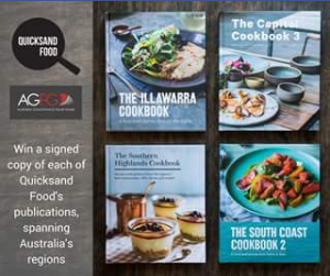 Australian Good Food & Travel Guide – Win Their Full Range of Printed Publications