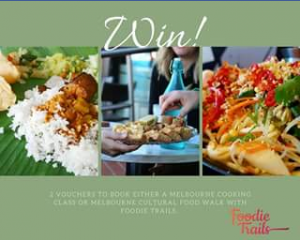 Australian Good Food & Travel Guide – Win 2 Vouchers Valued at $125 Each (prize valued at $125)