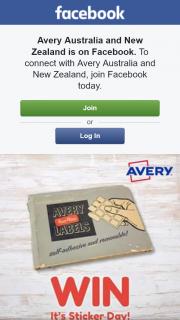 Avery – Win One of $250 Redballooon Vouchers