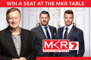 3AW – Win a Seat at The Mkr Table