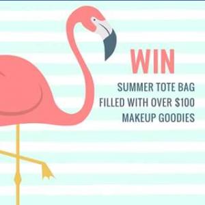 Beautynext Australia – Win 1/4 Summer Tote Bags – Filled With Over $100 of Makeup Goodies
