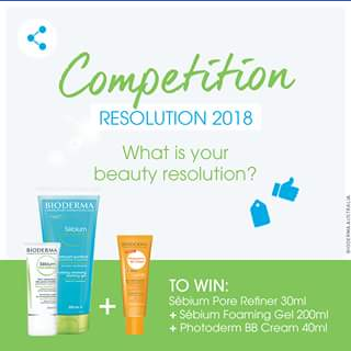 BioDerma – Win a Summer Survival Kit Containing a Sebium Gel Foaming Cleanser