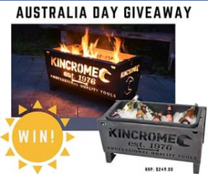 BJ Howes Avro Metaland – Win Yourself a Brand New Kincrome Firepit & Drinks Cooler (prize valued at $100)
