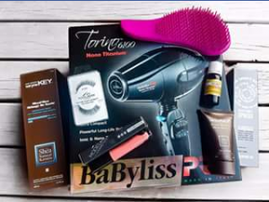 Black2Blonde Hair & Beauty Supplies – Win a Gift Pack Incl a Babyliss Hairdryer- (prize valued at $270)