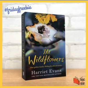 Books With Heart – Win One of Five Proof Copies of The Wildflowers