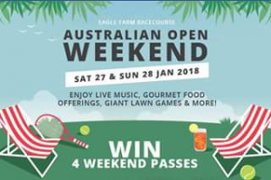 Brisbane racing club – Win — this Is Your Chance to Score Free Tickets for You and Your Friends