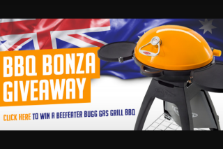 7BU – Win a Beefeater Bugg Gas Grill Bbq (prize valued at $700)