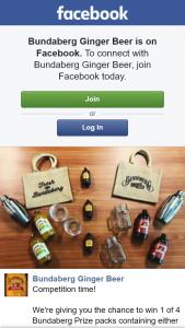 Bundaberg Ginger Beer – Win 1 of 4 Bundaberg Prize Packs Containing Either Spiced Ginger Beer Or Tropical Mango