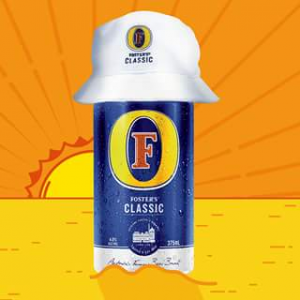 BWS FB – Win One of 20 Cases and a Foster's Hat