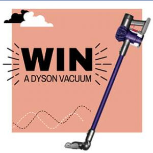 Calamvale Central Shopping Centre – Win a Dyson V6 Animal Origin Vaccum