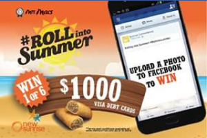 Channel 7 – Sunrise Convenience FB – Win 1 of 6 X $1000 Visa Debit Cards (prize valued at $6,000)