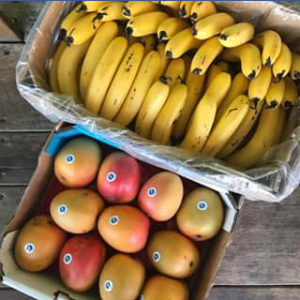 Charlie's fruit market – Win a Tray of Mangoes and a Box of Bananas