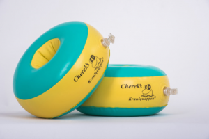 Child Magazine – Win a Pair of Cherek's Kraulquappen Armbands ('swim Rings') Valued at $74.90. (prize valued at $74.9)