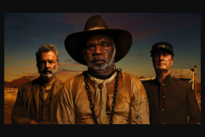 Cinema Australia – Win a Double Pass to See Warwick Thornton's Sweet Country