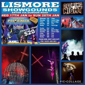 Circus Phoenix Extreme – Win a Family Pass Just Like & Share this Post and Tell Us Why You Want to Win The Tickets