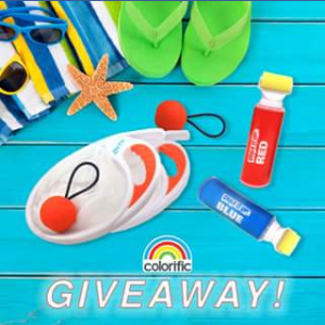Colorific – Win Zactiv and Chalk It Up Products