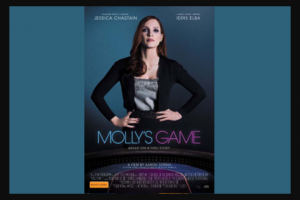 Community News – Win 1 of 20 Double In-Season Passes to Molly's Game (prize valued at $42)