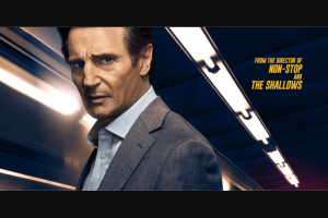 Community News – Win 1 of 20 Double In-Season Passes to The Commuter (prize valued at $42)