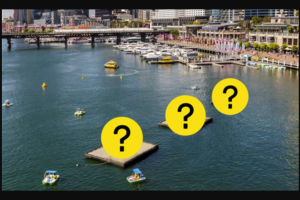 Darling Harbour – Win 1/5 Darling Harbour Prize Packs (prize valued at $3,885)