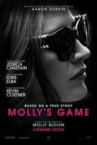 DB Publicity – Win a Double Pass to Molly's Game