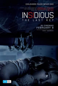 DB Publicity – Win Double Passes to Insidious The Last Key Preview Screening Wa