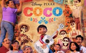 "DB Publicity – Win 1 of 6 (admit 4) Passes to See Disney Pixar's ""coco"""