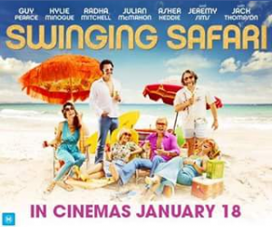 DB Publicity – Win One of Ten Swinging Safari Double Passes