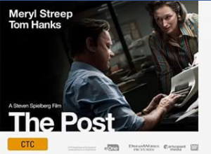 DB Publicity – Win One of Ten The Post Double Passes