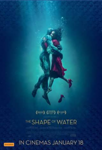 DB Publicity – Win One of Ten The Shape of Water Double Passes