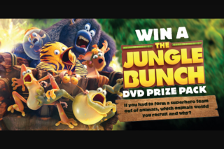 Dendy – Win The Jungle Bunch Packs