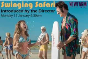 Elizabeth Picture Theatre – Win 1 of 3 Double Passes to New Farm Cinemas Special Screening of Swinging Safari