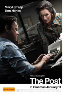 Elizabeth Picture Theatre – Win 1 of 2 Double Passes to Our Advance Screening of The Post