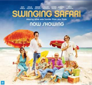 Event Cinemas Chermside – Win One of Five Swinging Safari Double Passes