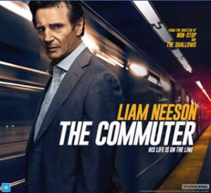 Event Cinemas Chermside – Win One of Five The Commuter Double Passes