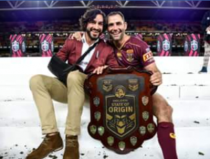 Event Cinemas Loganholme – Win The Double Pass Tell Us Below Who You Would Take to this Game and What Makes You The Best Queenslander Supporter