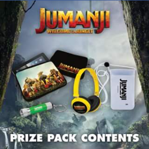 Event Cinemas Springfield – Win a Jumanji Pack