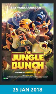 Families Magazine Brisbane – Win a Family Pass to The Jungle Bunch Preview Screening