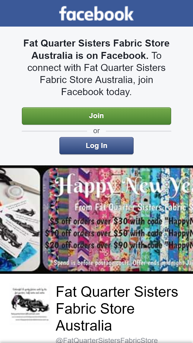 Fat Quarter Sisters Fabric Store – Win One of These Fq Packs