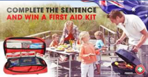 First Aid Kits Australia – Win One of 5 X K140 Travel First Aid Kits In Just 3 Super Fun and Easy Steps Before 10pm Wednesday 31st January 2018