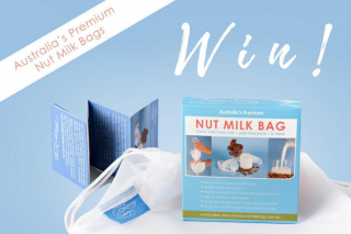glow_with_nat_russell – Win Your Own Australian Premium Nut Milk Bags So You Can Rock Plant Based Milks at Home