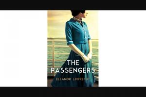 Goodreads – Win One of 20 Advance Copies of The Passengers