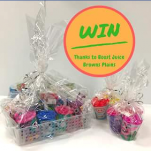 Grand Plaza – Win a Prize Pack Valued at Over $50 Like Boost Juice Browns Plains on Facebook (prize valued at $50)