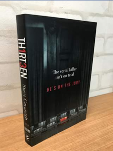 Hachette Books – Win 1/9 Copies of Thirteen