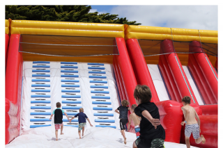 happyellaafter – Win a Family Pass 2 Adult 2 Child Tickets to at Splashland at Caulfield Racecourse ( Ends 9pm )