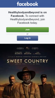 Healthybodyandbeyond – Win a Double Pass to Sweet Country