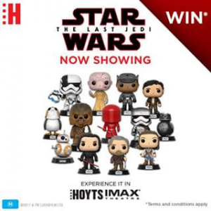 Hoyts Australia – Win Star Wars
