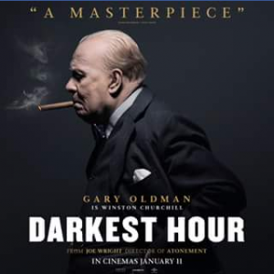 Hoyts Stafford – Win a Double Pass to See Darkest Hour